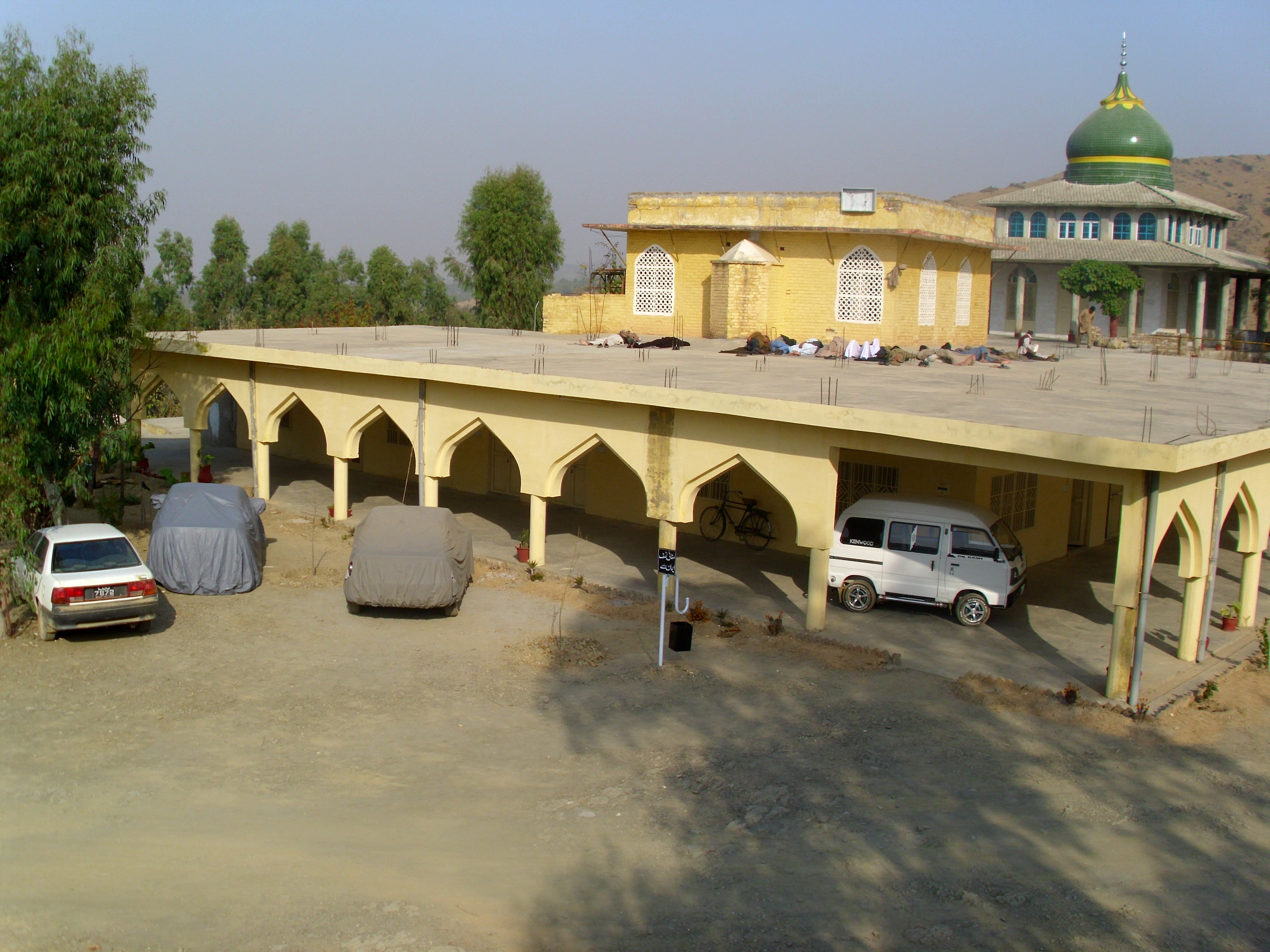 Pics In Haripur Dua 23Dec2010