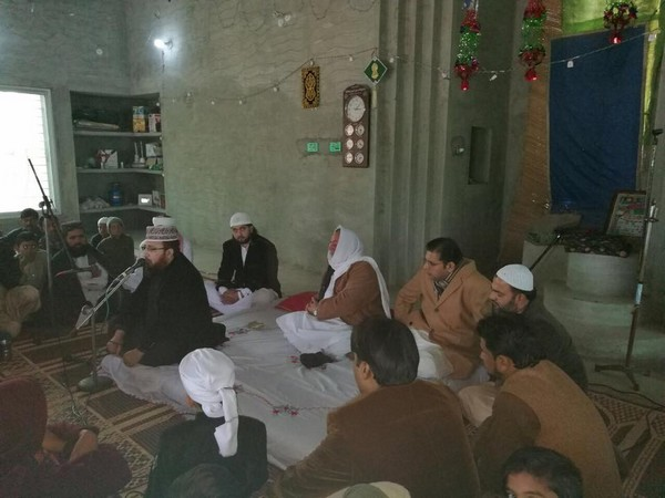Dua at Chicha watni 31 December 2016